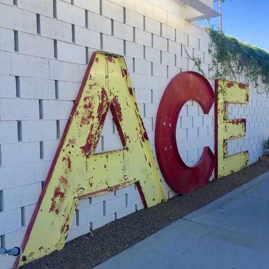 Ace Hotel Palm Springs #1