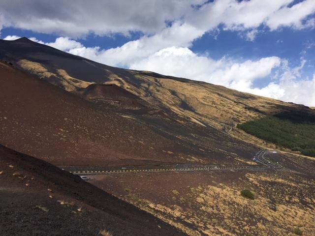 Mont Etna