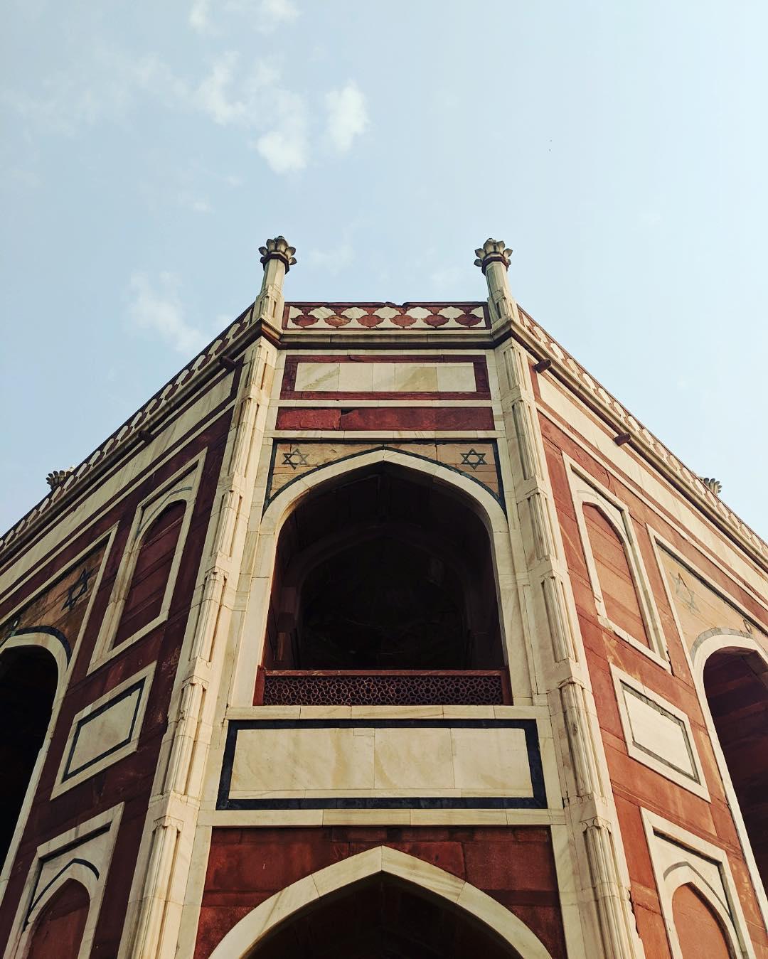 La tombe de Humayun 2