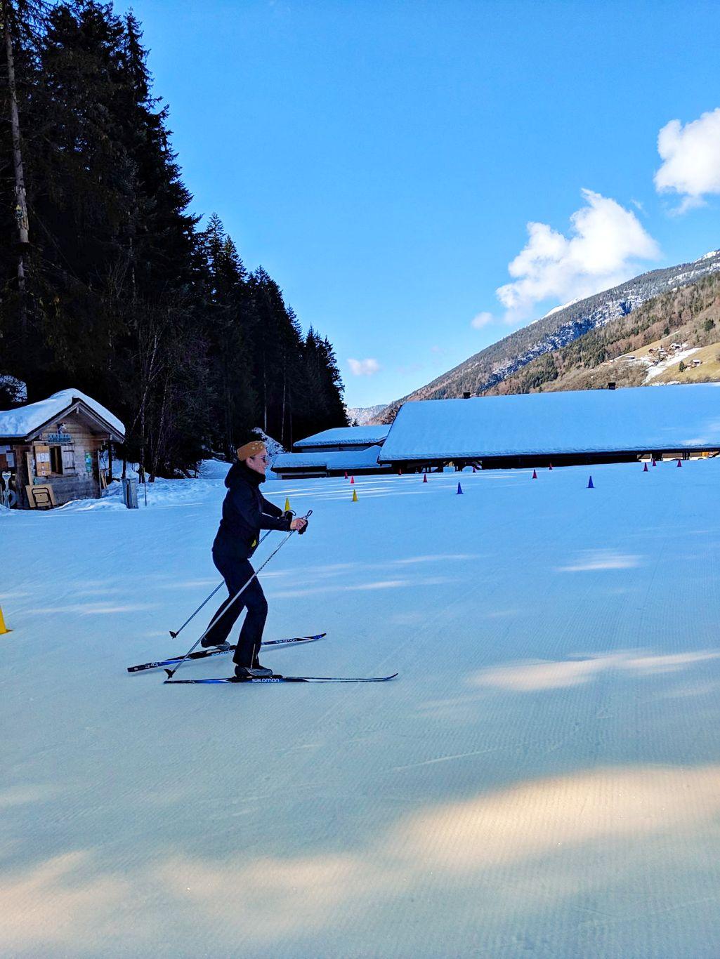 Le ski nordique