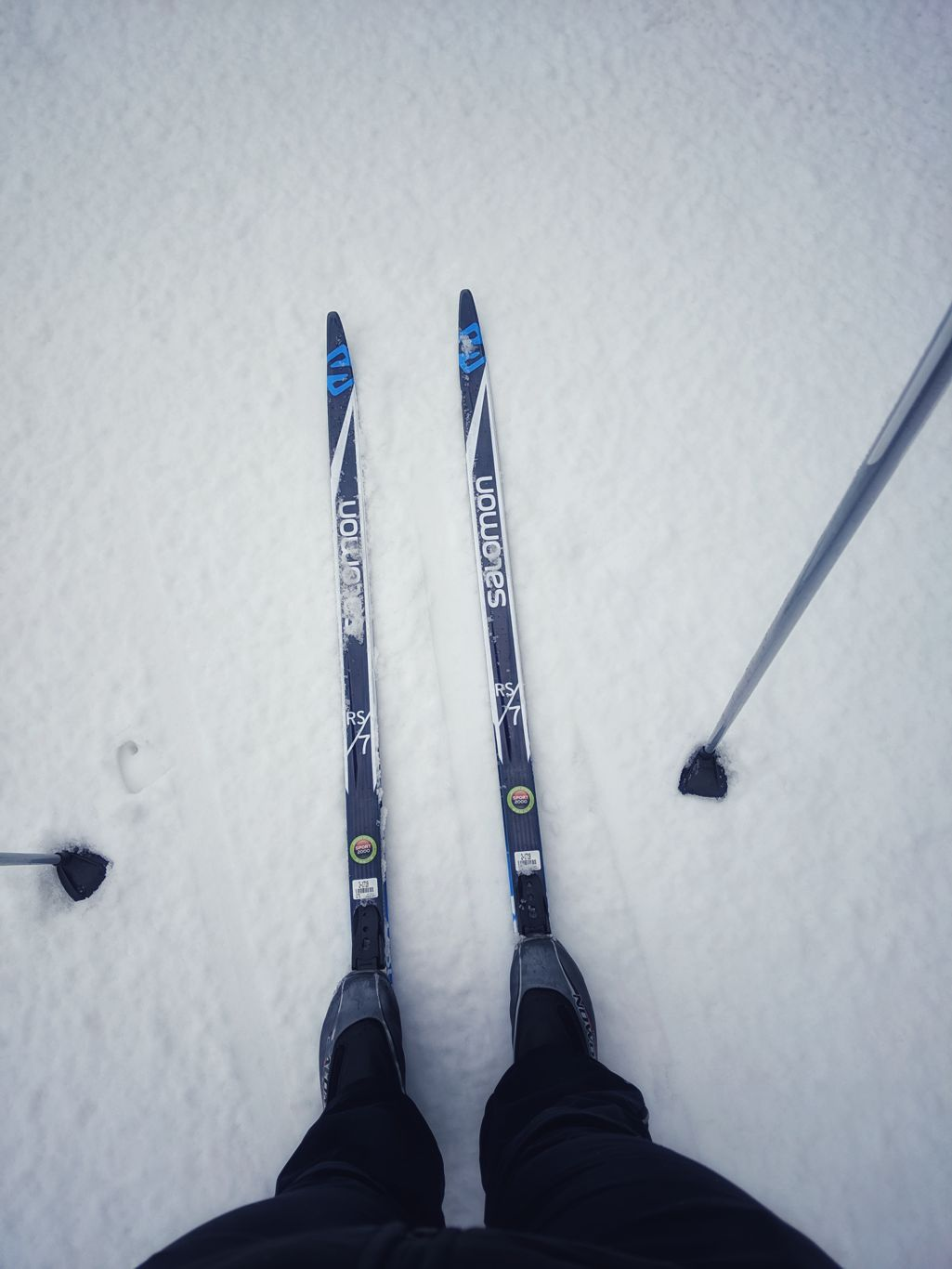 Les skis de biathlon